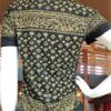 Camiseta em Malha Baby Look com Mangas Curtas