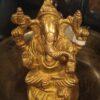 Escultura em Bronze Ganesh M 7