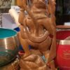 Escultura do Deus Hindu Hanuman