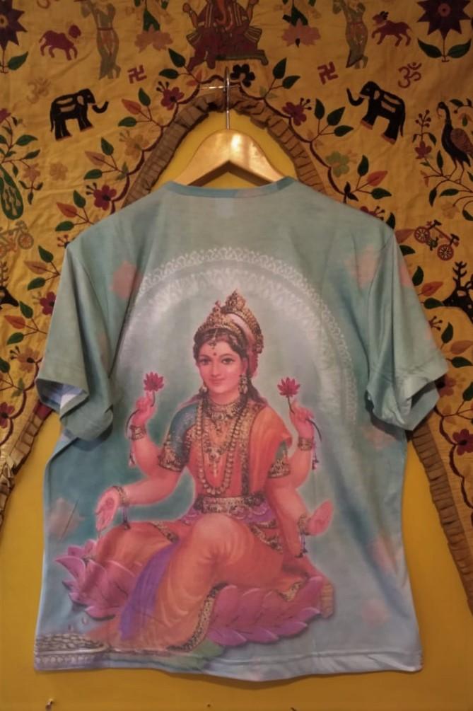 Camiseta Unissex Deuses Indianos